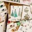 Bewegende kerstkaarten